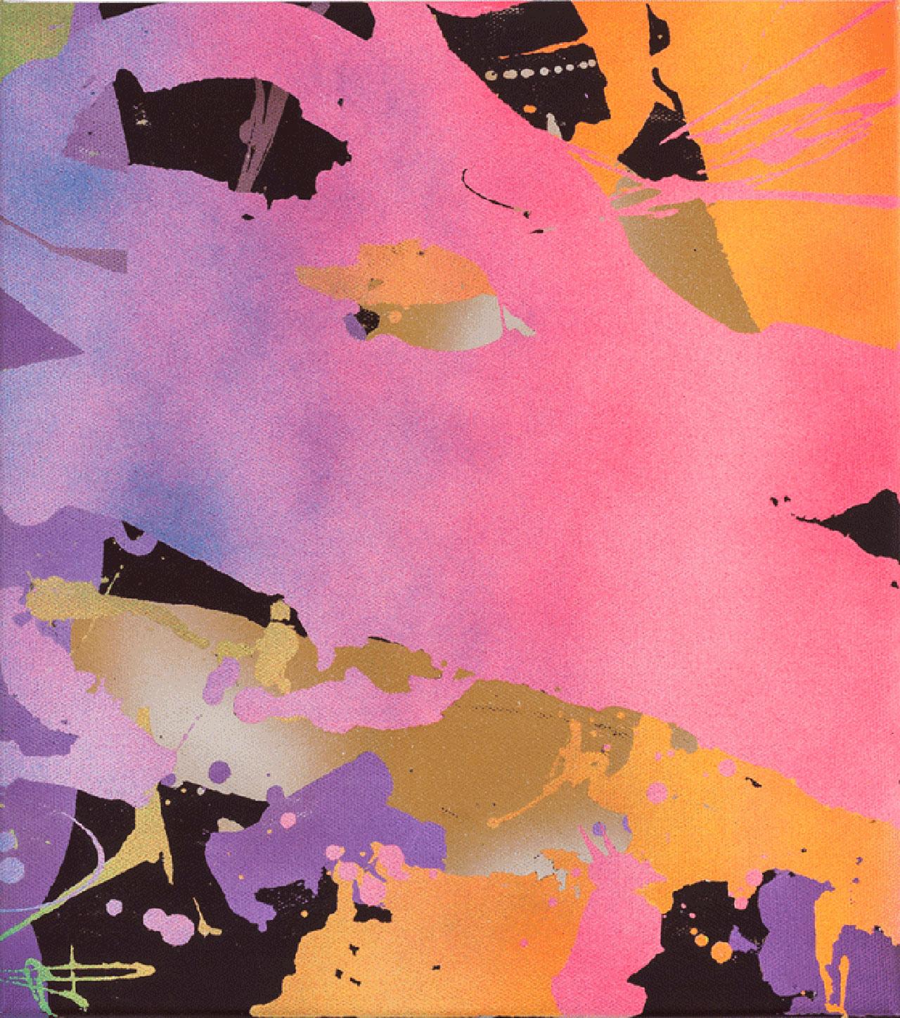 Dancing-Dawn,-2014,-Acrylic