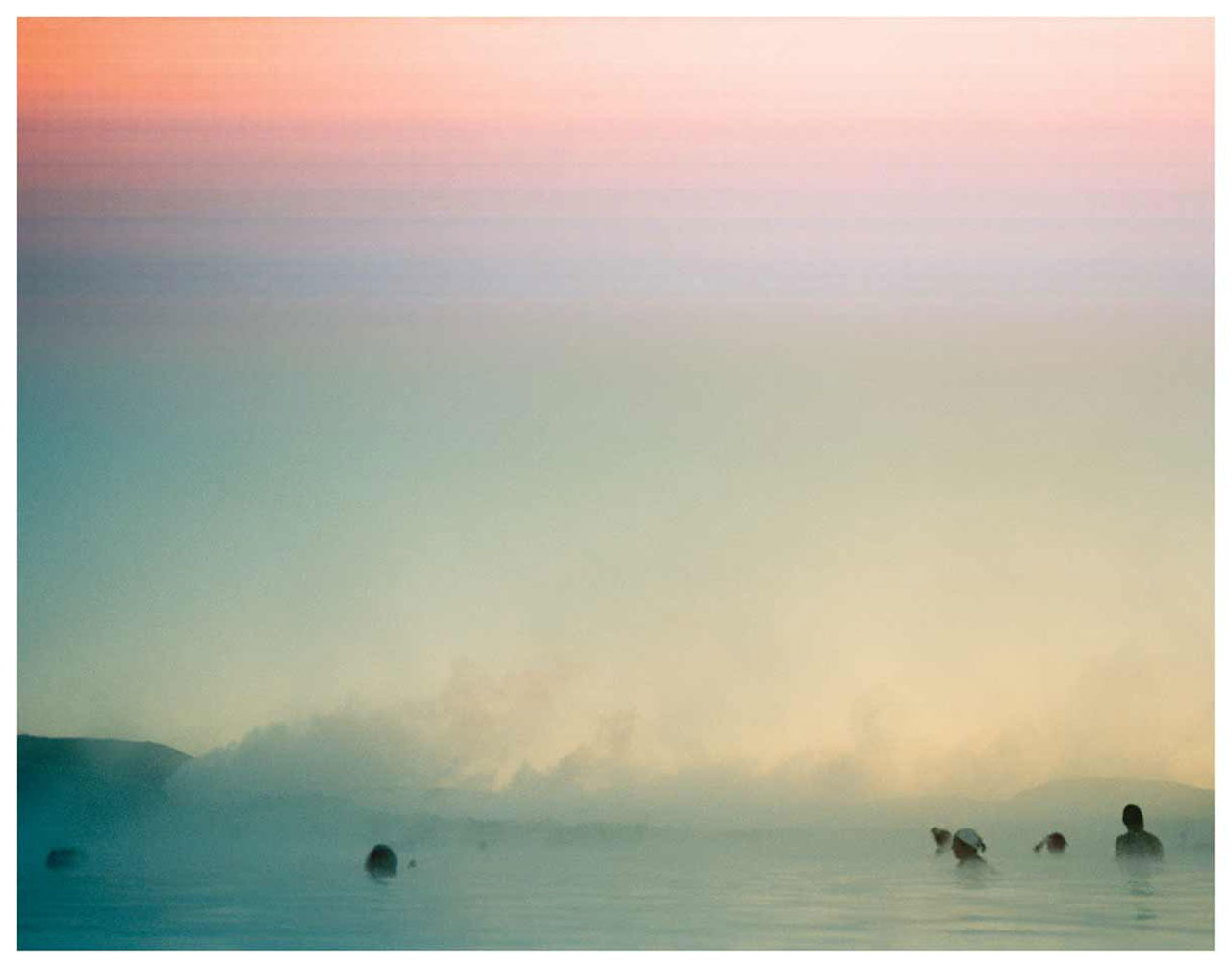 Sara Naim, 'Landscape 1, Sunrise', 2010, C-type Digital Print, 71.12 x 48.26 cm. Image courtesy the artist and The Third Line.