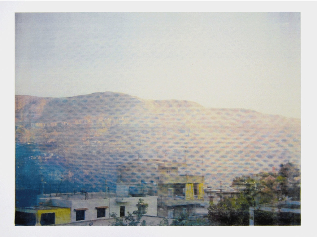 Daniele Genadry, 'Kartaba', 2010, screenprint on paper, 70 x 100 cm. Image courtesy the artist.