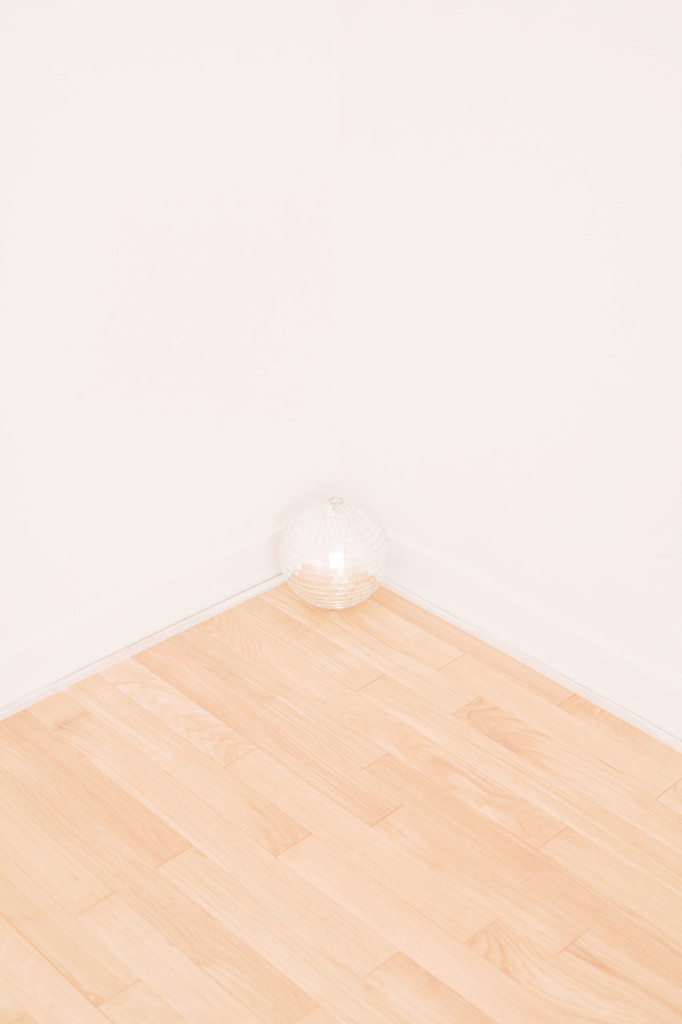 Margaux Roy, 'Discoball'. Image courtesy the artist.