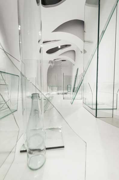 Michela de Mattei, 'Ingombri#IN', 2014, installation view at Ex Elettrofonica. Photo M3Studio. Image courtesy Ex Elettrofonica.