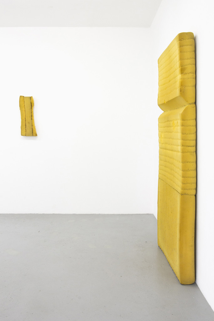 Bronwyn Katz, Groenpunt (2016) | Installation view, blank projects 3