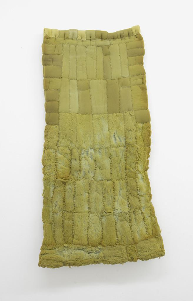 Bronwyn Katz, 'Sand Kombers' (2016) | Mattress, wire, 155 x 85 x 15 cm