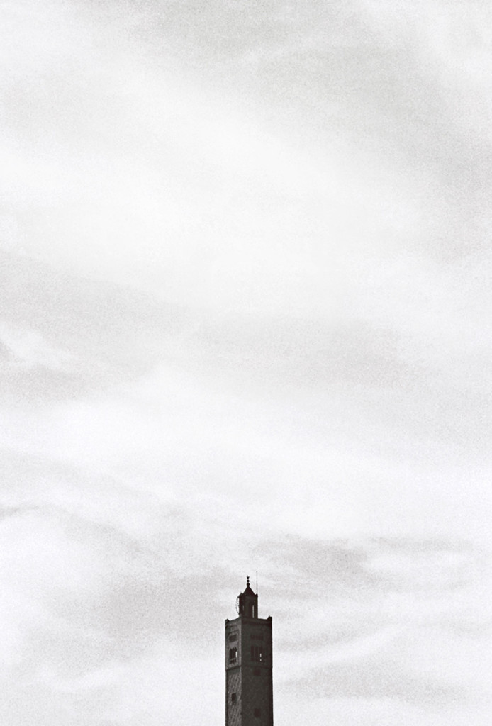 Nicène Kossentini, 'I Saw the Sky', 2009, photography, silver print. Image courtesy the artist.