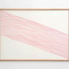 """Ignacio Uriarte's """"Disegni Scritti"""" at Galerie Rolando Anselmi, Rome"""