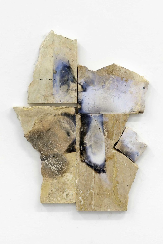 David Prytz, 'Dumb Alchemy', 2014, marble. Photo: Roberto Apa. Image courtesy Galleria Mario Iannelli.