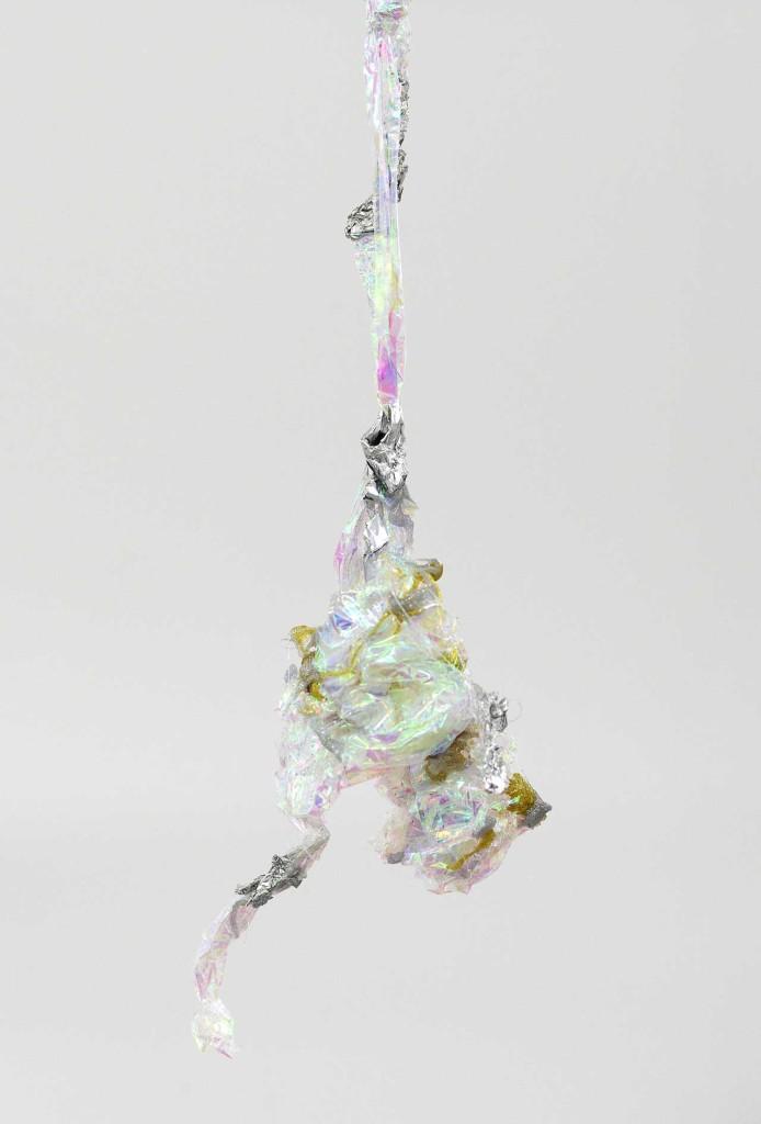 David Prytz, 'Tabula Rasa, again' (detail). Photo: Roberto Apa. Image courtesy Galleria Mario Iannelli.